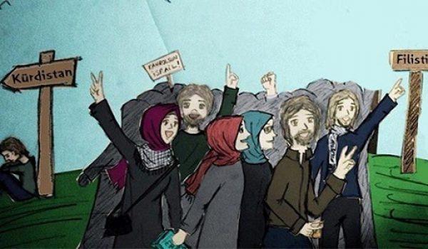 كی زالمە ئیسرائیل یان دەولەتێن مسلمان